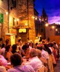 Tovaglia a Quadri, una cena spettacolo ad Anghiari