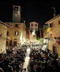 Corciano Festival, un tuffo nella storia