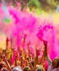 Holi, il Festival dei colori: vivi la festa più colorata dell'estate