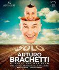 Tutta la magia di Arturo Bracchetti in Solo - Show