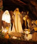 Torna il Presepe nelle grotte della Solfatara di Predappio Alta