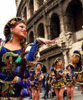 San Lorenzo Carnival: sfilata carnevalesca con corpi di ballo e bande folkloristiche