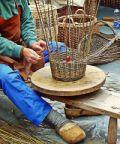Fiera degli Antichi Mestieri 2019, artigiani all'opera