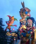 Il Carnèal de Tau - Carnevale di Tagliuno, Palio dei Rioni