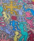 Keith Haring in mostra a Palazzo Medici Riccardi